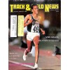 Cover Print of Track And Field News, January 1986