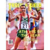 Cover Print of Track And Field News, January 1994