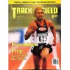 Cover Print of Track And Field News, January 1997