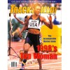 Cover Print of Track And Field News, January 1999