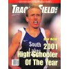 Cover Print of Track And Field News, January 2002