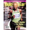 Cover Print of Track And Field News, January 2012
