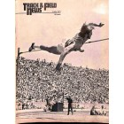 Cover Print of Track And Field News, July 1971