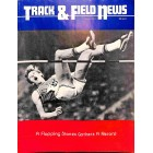 Track And Field News, July 1973