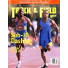 Cover Print of Track And Field News, July 1996
