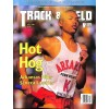 Cover Print of Track And Field News, July 1997