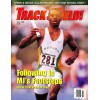 Track And Field News, July 1998