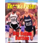 Cover Print of Track And Field News, July 1999