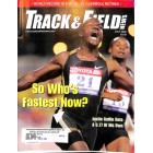 Cover Print of Track And Field News, July 2006