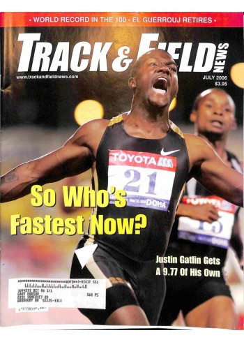 Track And Field News, July 2006