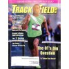 Cover Print of Track And Field News, July 2012