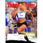 Cover Print of Track And Field News, July 2015