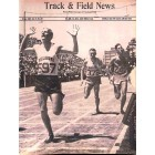Cover Print of Track And Field News, June 1968