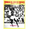 Cover Print of Track And Field News, June 1974