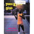 Cover Print of Track And Field News, June 1977