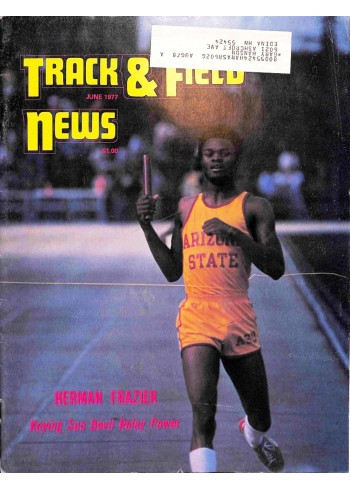 Track And Field News, June 1977
