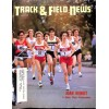 Cover Print of Track And Field News, June 1984