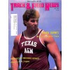 Cover Print of Track And Field News, June 1986