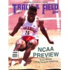 Cover Print of Track And Field News, June 1993