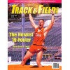 Cover Print of Track And Field News, June 1998