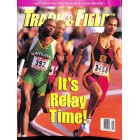 Cover Print of Track And Field News, June 1999