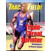 Cover Print of Track And Field News, June 2001