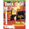Cover Print of Track And Field News, June 2007