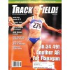 Cover Print of Track And Field News, June 2008