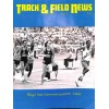 Cover Print of Track And Field News, March 1974