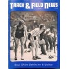 Cover Print of Track And Field News, March 1975