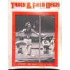 Cover Print of Track And Field News, March 1976