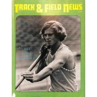 Cover Print of Track And Field News, March 1977