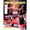 Cover Print of Track And Field News, March 1985