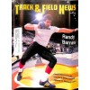 Cover Print of Track And Field News, March 1989