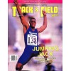 Cover Print of Track And Field News, March 1995