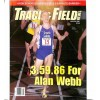 Cover Print of Track And Field News, March 2001
