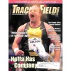 Cover Print of Track And Field News, March 2008