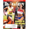 Cover Print of Track And Field News, March 2010