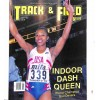 Cover Print of Track And Field News, May 1993