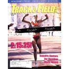 Cover Print of Track And Field News, May 2003