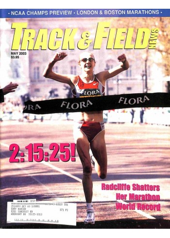 Track And Field News, May 2003