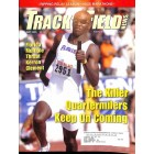 Cover Print of Track And Field News, May 2005