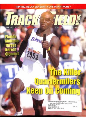 Track And Field News, May 2005