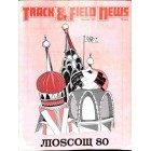 Track And Field News, November 1974