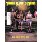 Cover Print of Track And Field News, November 1977