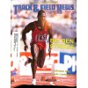 Cover Print of Track And Field News, November 1987
