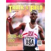 Cover Print of Track And Field News, November 1993