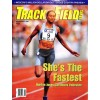 Cover Print of Track And Field News, November 1998
