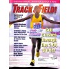 Cover Print of Track And Field News, November 2008