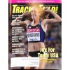 Cover Print of Track And Field News, November 2011